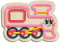 Kirby Ferrocarril Artwork (KEY)