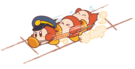 Pupupu Train Waddle Dees 3