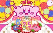 Kirby 25th Anniversary artwork 24