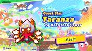 Taranza Guest Star Splash