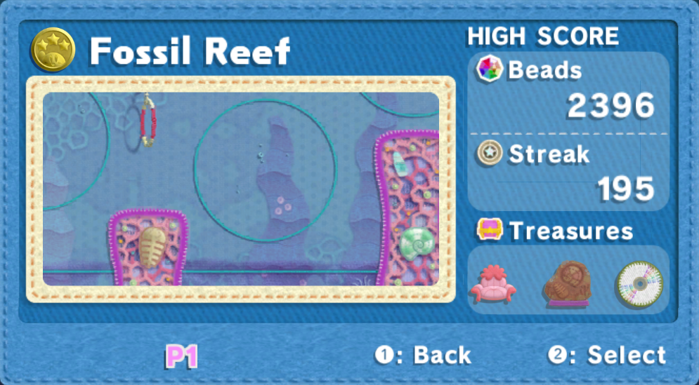 Fossil Reef