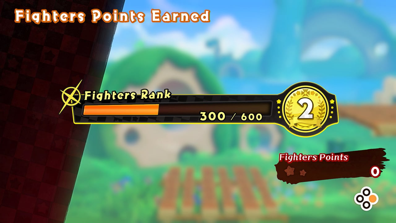 Fighters Points