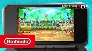 Kirby Battle Royale - Tir aux drapeaux (Nintendo 3DS)