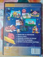 Kirby DVD Serbian Back 2
