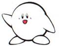 Kirby Waving