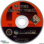 SSBM PAL Disc