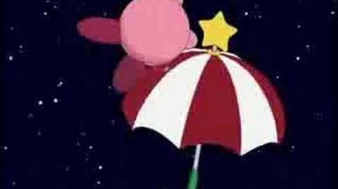 Parasol Kirby - Transformation