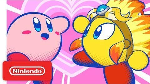 Kirby Star Allies Channel