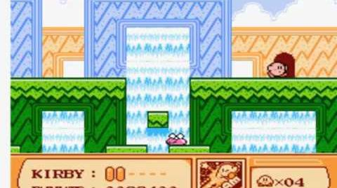 Kirby's Adventure Playthrough Part 1