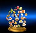 Wii U Food Trophy