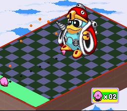 Robo Dedede (Kirby's Dream Course)