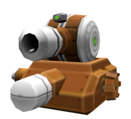 Combo Cannon Robobot Front