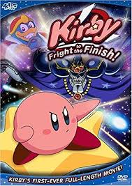 Kirby: Frigth to the Finish!