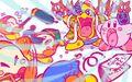 Kirby 25th Anniversary artwork 12