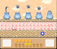 Kirby Dream Land 3 Mini Game Gordo 2