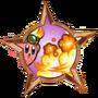 Ardiente como Kirby Fuego
