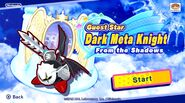 Dark Meta Knight Intro Menu