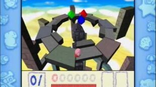 Kirby 64 The Crystal Shards - Pix