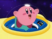 Kirby llega a Ciudad Cappy