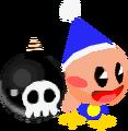 Poppy Bros. Jr. (K64)b