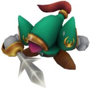 Sharpe Knight (SSBB)