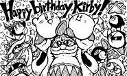 Miiverse Happy Birthday 3
