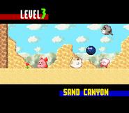 KDL3 Sand Canyon intro