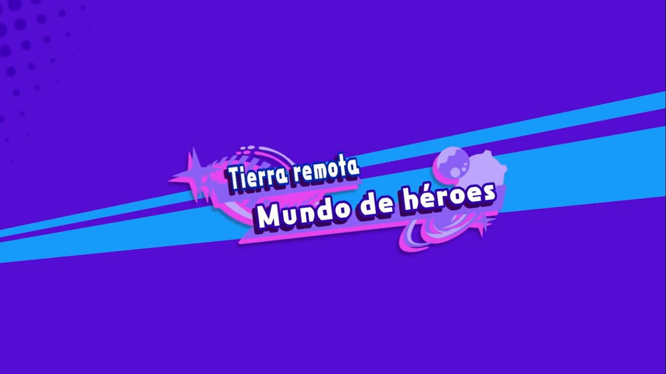 Tierra Remota - Mundo de Héroes