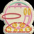 Kirby's Epic Yarn ( Forma Robot)