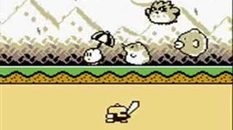 Kirby's dream land 2 false ending-0