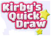 Kirby's Quick Draw
