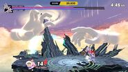 SSBU Master Hand screenshot