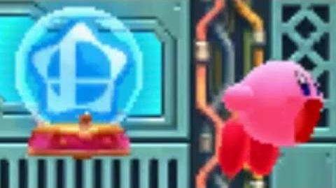 Kirby- Planet Robobot - How to get the Smash Bros