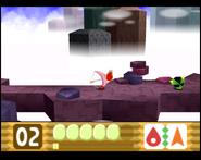 Flecha de Fuego (K64)