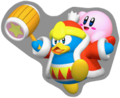 SSBB King Dedede sticker 2