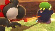 Weird Yoshi Kirby