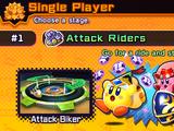 Attack Riders