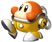 KPR Waddle Dee Walker artwork