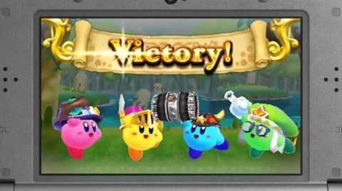 Kirby- Planet Robobot - Reveal Trailer & New Kirby amiibos!