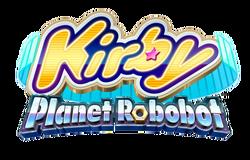 Kirby Planet Robobot Logo.png
