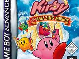 Kirby e il Labirinto degli Specchi