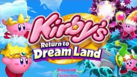 Kirby's Return to Dreamland Music - Final Boss 2
