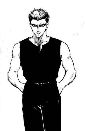 Mr. B full manga.jpg
