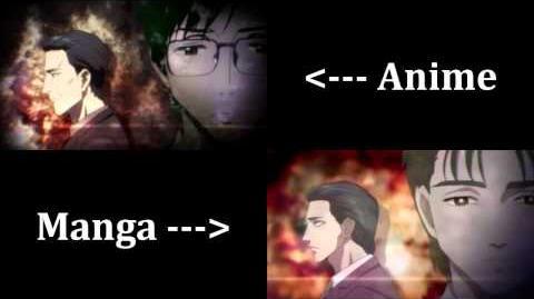 Parasyte - Opening Comparison (Anime & Manga Style)