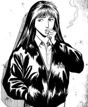 Kana Kimishima manga.jpg