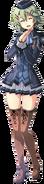 Musse Egret Key visual (Hajimari)