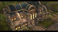 Thors Gymnasium - Exterior (Sen1)