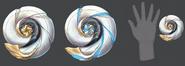 Sonorous Seashell Concept Art (Sen IV)