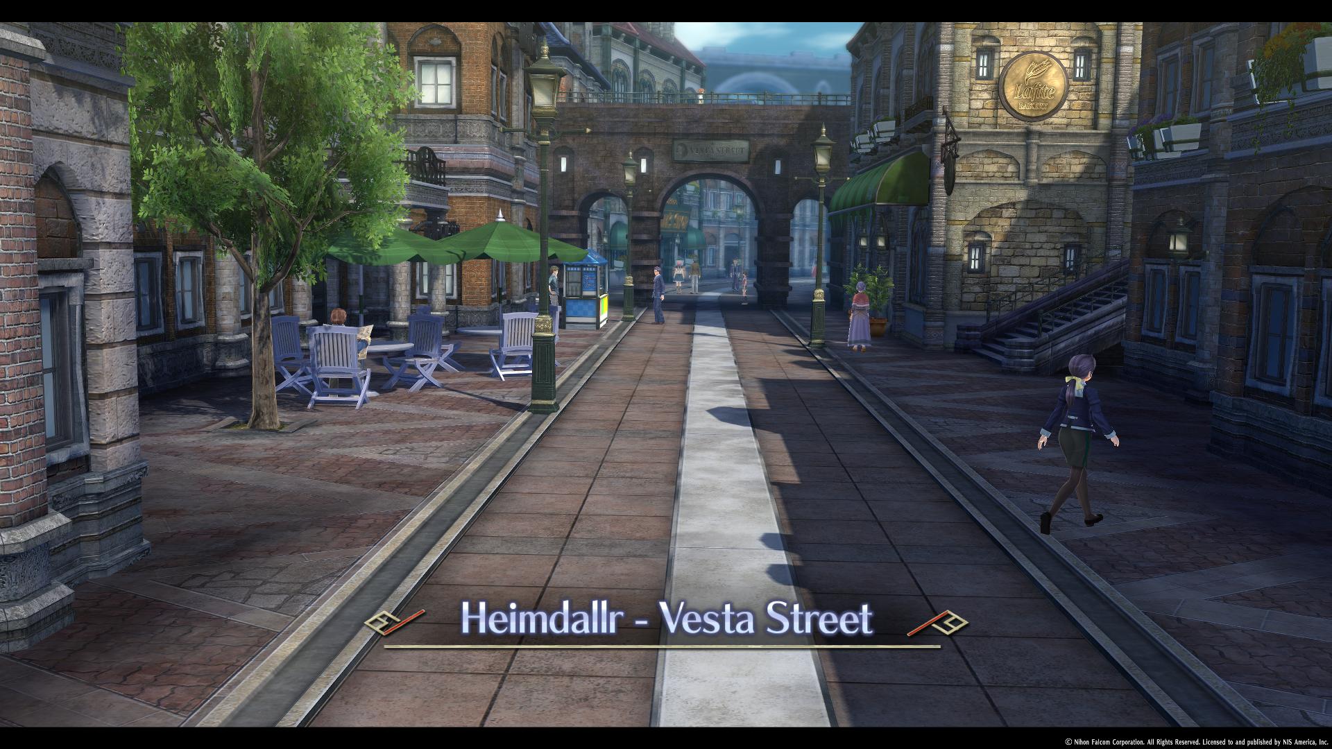 Heimdallr/Vesta Street