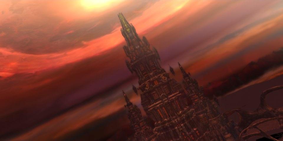 Infernal Castle